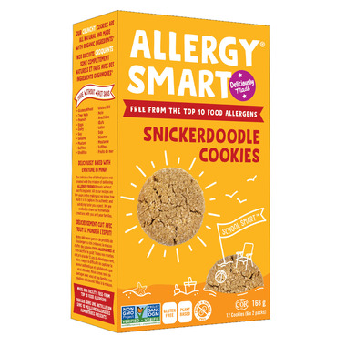 Allergy Smart Cookie Snickerdoodle