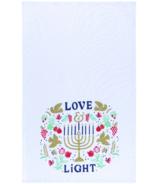 Now Designs Jubilee Printed Dishtowel Love & Light