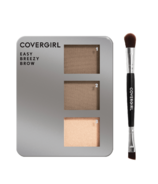 CoverGirl Easy Breezy Brow Powder Kit Soft Brown