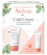 Avène Cold Cream Hand Cream Holiday Set
