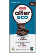 Alter Eco Super Blackout 90% Dark Chocolate