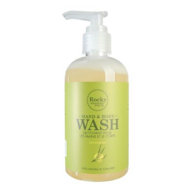 Rocky Mountain Soap Co. Lemongrass Hand & Body Wash