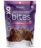 ChocXO 56% Dark Chocolate Quinoa Bites
