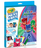 Crayola PJ Masks Color Wonder Kit