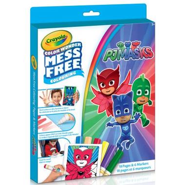 Crayola PJ Masks Color Wonder Kit