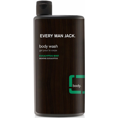 Every Man Jack Body Wash Eucalyptus Mint