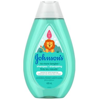 Johnson\'s No More Tangles Shampoo