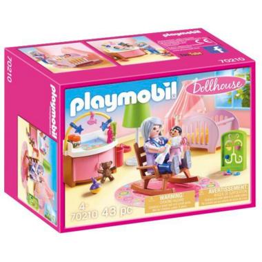 Playmobil Dollhouse Nursery