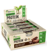 IronVegan Sprouted Protein Bars Double Chocolate Brownie