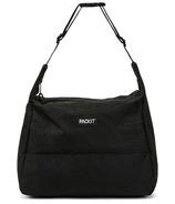 PackIt Hobo Lunch Bag Black