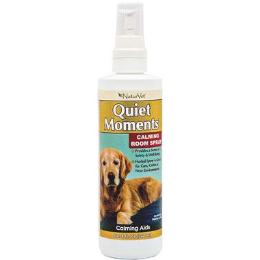 Naturvet Quiet Moments Herbal Calming Dog Spray