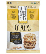Too Munch Fun Aged White Cheddar O'POPS