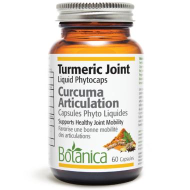 Botanica Turmeric Joint Liquid Phytocaps
