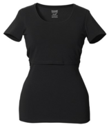 Boob Classic Short Sleeve Top Black Size S-XL