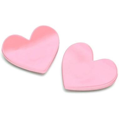 Baubles + Soles Pink Heart Baubles