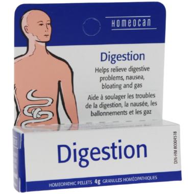 Homeocan Digestion Pellets