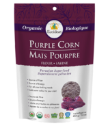 Ecoideas Organic Purple Corn Flour