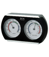 Bios Indoor Thermometer & Hygrometer