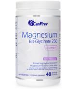 CanPrev Magnesium Bis-Glycinate 250 Berry Hibiscus