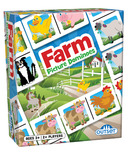 Picture Dominoes: Farm