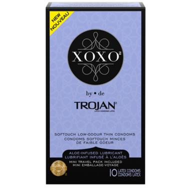Trojan XOXO Condoms
