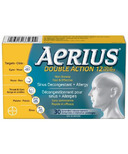 Aeirus Dual Action 12 Hour Non-Drowsy Allergy+Sinus