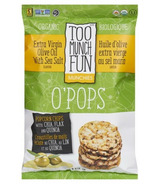 Too Munch Fun Extra Virgin Olive Oil with Sea Salt O'POPS