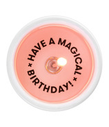 54 Celsius Secret Message Candle Have a Magical Birthday