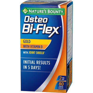 Nature\'s Bounty Osteo Bi-Flex Gold with Vitamin D