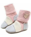 Nooks Design Booties Snowberry 6-18M