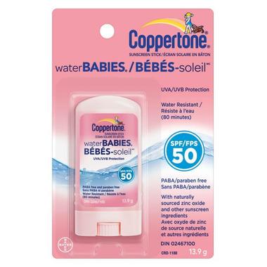 Coppertone Water Babies Sunscreen Stick SPF 50
