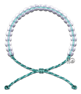 4Ocean February 2019 Manta Ray Bracelet Aqua Teal