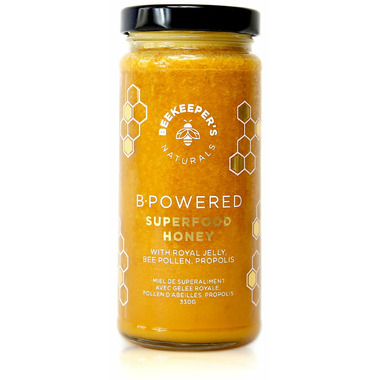 Beekeeper\'s Naturals B Powered Superfood Honey
