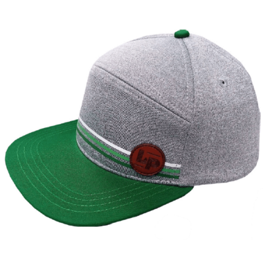 L&P Apparel Portland Snapback Green