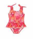 Snapper Rock Tropical Punch Skirt Swimsuit