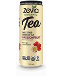 Zevia Organic Hibiscus Tea Passion Fruit
