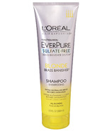 L'Oreal Everpure Brass Banisher Shampoo for Blondes