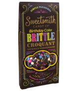 Sweetsmith Candy Co. Dark Chocolate Birthday Cake
