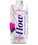 Flow Alkaline Spring Water Organic Blackberry Hibiscus