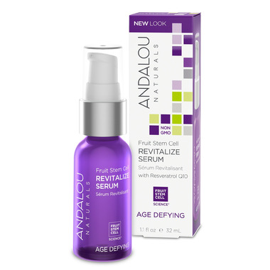 ANDALOU naturals Age Defying Fruit Stem Cell Revitalize Serum