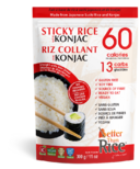 Better Than Rice Sticky Japanese Sushi Rice with Konjac