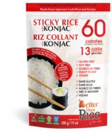 Meilleurs que Rice Riz collant pour sushi japonais avec Konjac