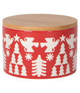 Now Designs Canister Small Yuletide