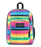 JanSport Big Student Backpack Rainbow Sparkle