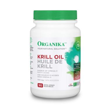 Organika Krill Oil