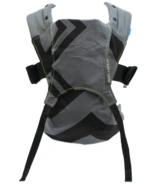 We Made Me by Diono Venture Baby Carrier Black & Charcoal Zig Zag
