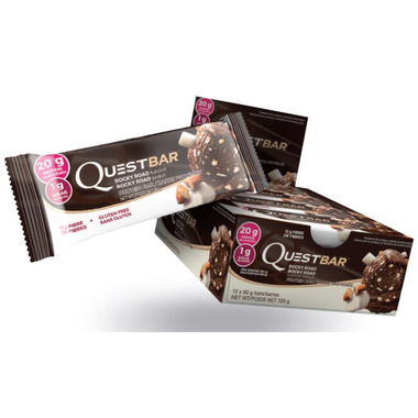 Quest Nutrition Rocky Road Protein Bars