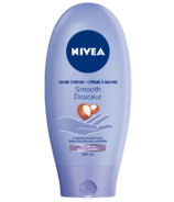 Nivea Smooth Hand Cream with Shea Butter for Dry Hands