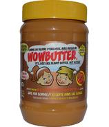 WowButter Crunchy Peanut Free Peanut Butter
