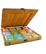 Uncle Lee's Bamboo Tea Chest